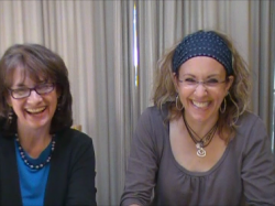 Jody Rein and Sue Collier